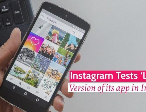 Instagram tests 'Lite' version of its app in India